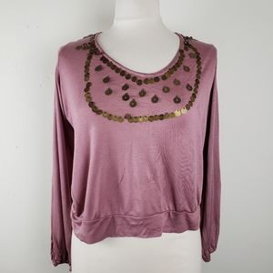 NWT Belly Dance Top Size M